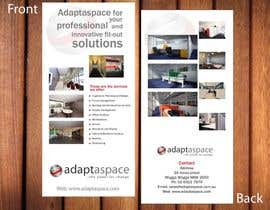 #22 for Graphic Design/ Marketing / Brochure Card for adaptaspace af itm2008