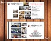 Graphic Design Конкурсная работа №21 для Graphic Design/ Marketing / Brochure Card for adaptaspace