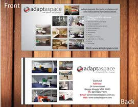 #24 для Graphic Design/ Marketing / Brochure Card for adaptaspace от itm2008