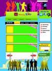 Graphic Design Inscrição do Concurso Nº44 para Website Design for TOTALFIVE.COM    (fiver clone)