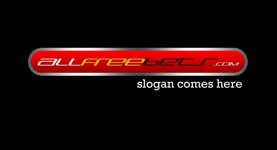 "Kilpailutyö #                                        13                                      kilpailussa                                         Logo Design for ""allfreebets"" Website"