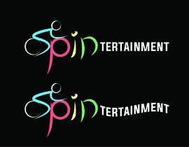 castillojennifer tarafından Design a Logo for Spin Tertainment için no 63