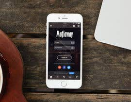 #22 para Maffia app landing page por mrunaldhurwe02