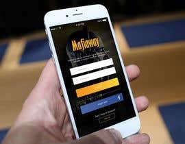 #29 para Maffia app landing page por pixelmarketo