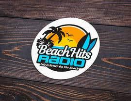Attebasile tarafından DESIGN A LOGO FOR BEACH HITS RADIO için no 314