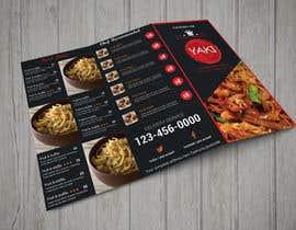Nro 45 kilpailuun Design Resturant Menu Template käyttäjältä rrtvirus