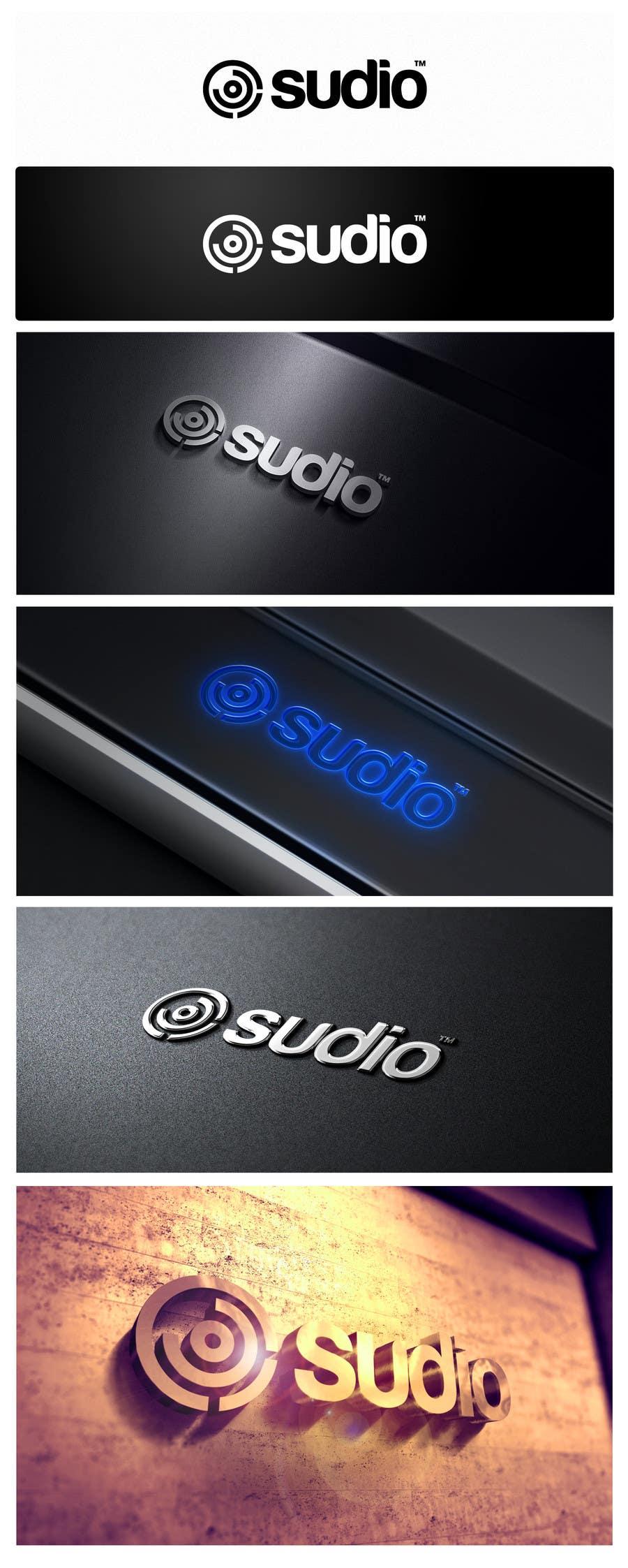 Penyertaan Peraduan #83 untuk Logo Design for sudio