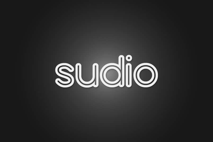 Konkurrenceindlæg #436 for Logo Design for sudio