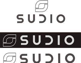 #49 para Logo Design for sudio por ezra66