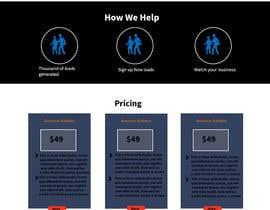 #4 untuk Technology company seeks website redesign. Ongoing work possible. oleh saboorkhan34
