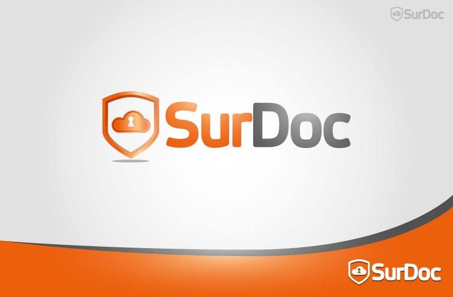 Bài tham dự cuộc thi #                                        129                                      cho                                         Logo Design for SurDoc.com