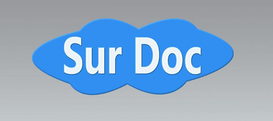 Bài tham dự cuộc thi #                                        297                                      cho                                         Logo Design for SurDoc.com