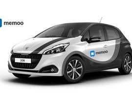 nº 31 pour Graphic streamers for car (Peugeot 208) par gopiranath