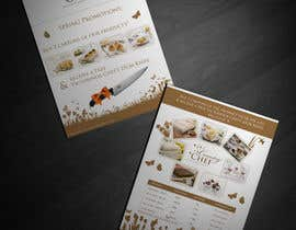 nº 24 pour Flyer Design for Country Chef Desserts Pty Ltd par lihia