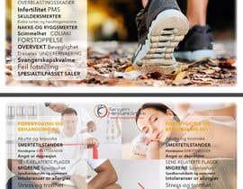 #12 untuk Redesign et folder for en helseklinikk oleh JoaoPedroPereira