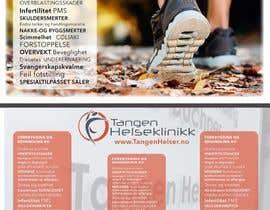 #13 untuk Redesign et folder for en helseklinikk oleh JoaoPedroPereira