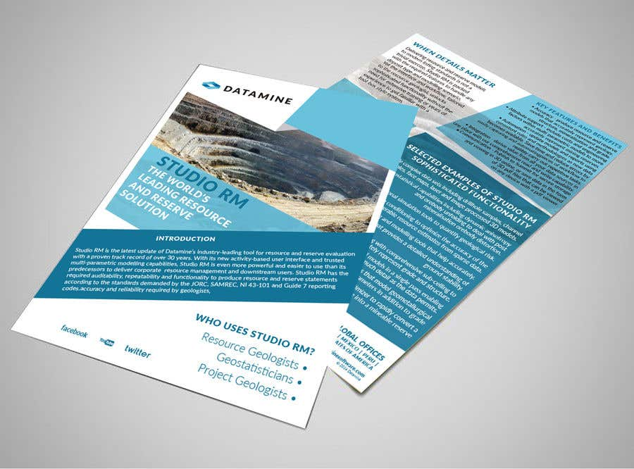 Entry #56 by leiidiipabon24 for Design a Brochure | Freelancer