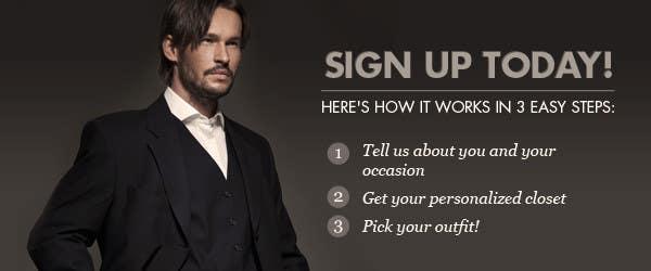 Kilpailutyö #103 kilpailussa Banner Ad Design for HelpDressYou.com (under redesign)