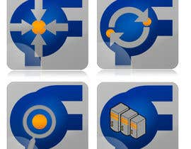 nº 188 pour Application Icons for Forex Studio (Windows software) par UnivDesigners