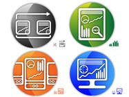 Graphic Design Konkurrenceindlæg #151 for Application Icons for Forex Studio (Windows software)