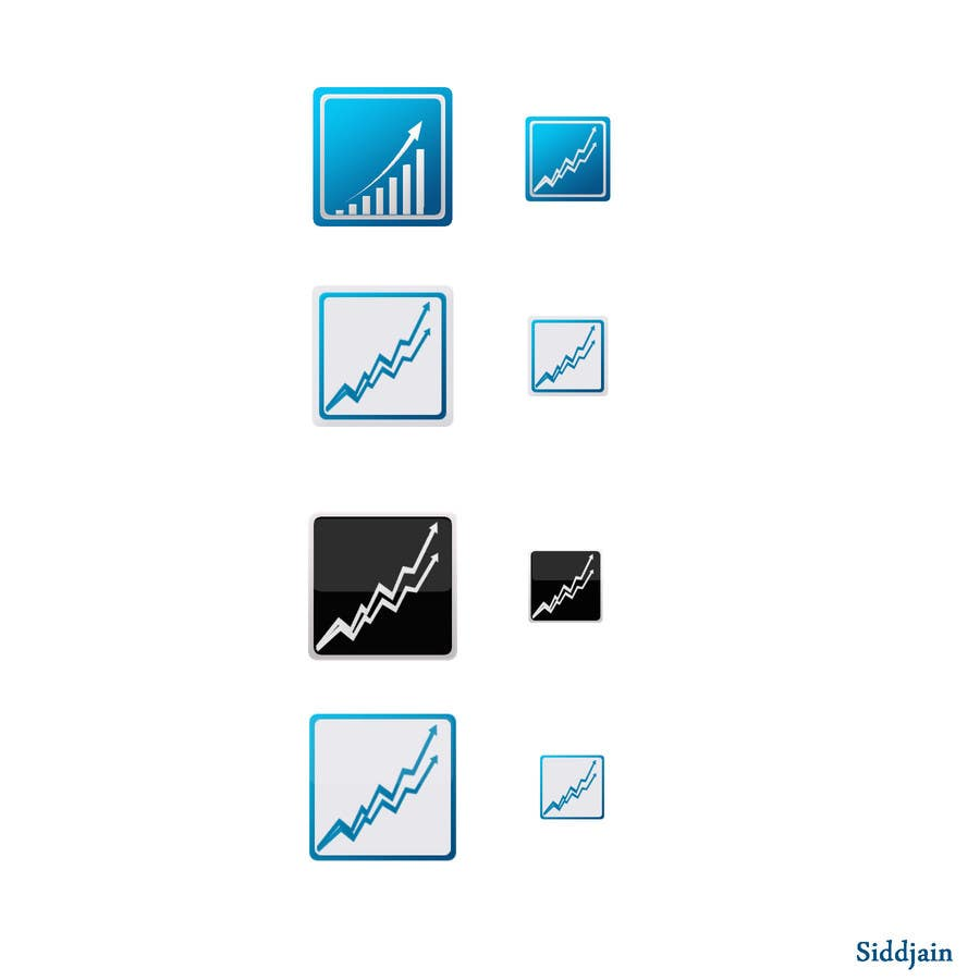 Konkurrenceindlæg #                                        7                                      for                                         Application Icons for Forex Studio (Windows software)