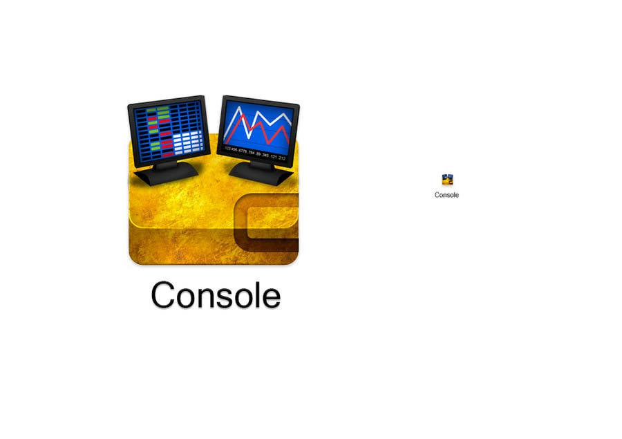 Proposition n°                                        22                                      du concours                                         Application Icons for Forex Studio (Windows software)