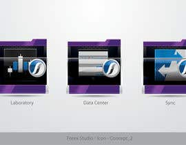 #195 for Application Icons for Forex Studio (Windows software) af TecImag
