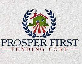 Nro 47 kilpailuun Design a Logo for Prosper First Funding Corp. käyttäjältä WebDesignersGa