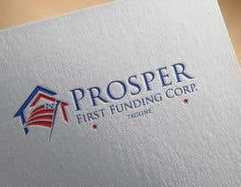 Nro 44 kilpailuun Design a Logo for Prosper First Funding Corp. käyttäjältä Mykytsei