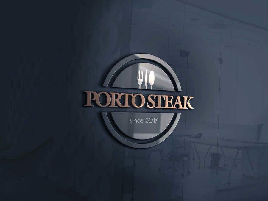 Contest Entry 209 For Logo Steakhouse Restaurant