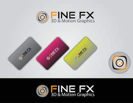 #94 for Logo Design for Fine FX | 3D & Motion Graphics af udaya757