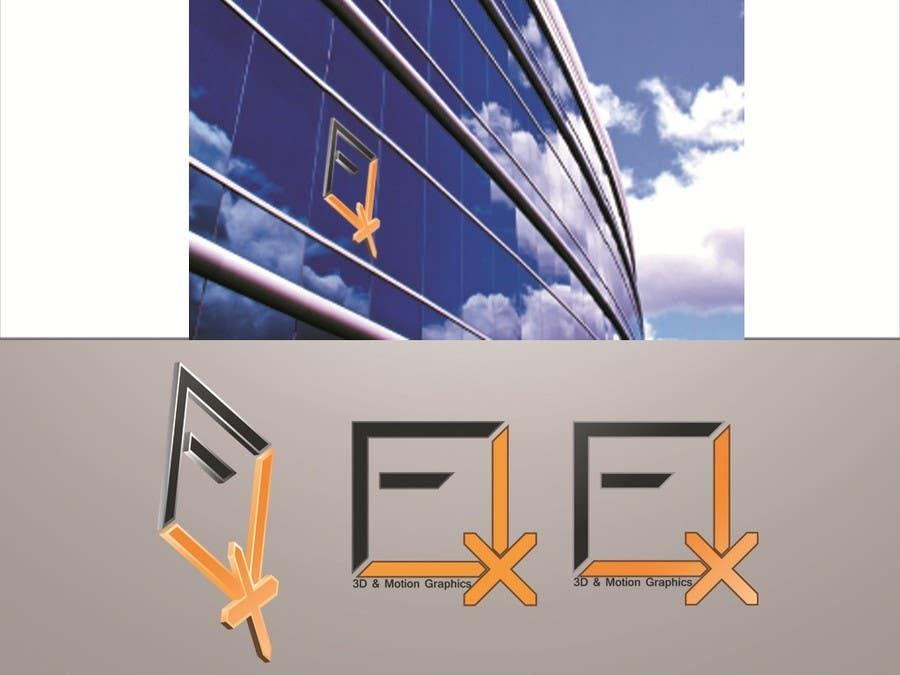 Bài tham dự cuộc thi #248 cho Logo Design for Fine FX | 3D & Motion Graphics