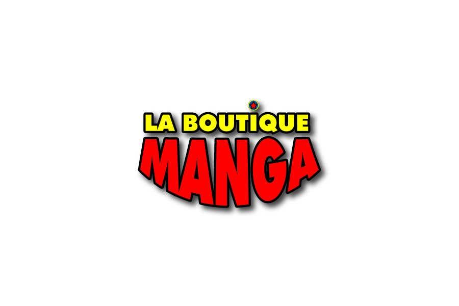 Penyertaan Peraduan #3 untuk Create a logo for my e-shop / Création d'un logo pour ma boutique en ligne