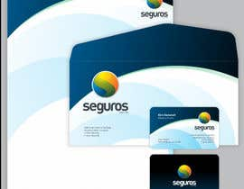 "#700 for Logo Design for seguros.com.do (""insurance"" in spanish) by edvans"