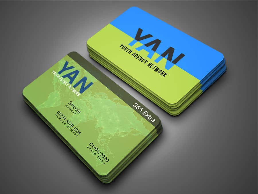 Entry #25 by sanjoypl15 for Membership Card Design   Freelancer