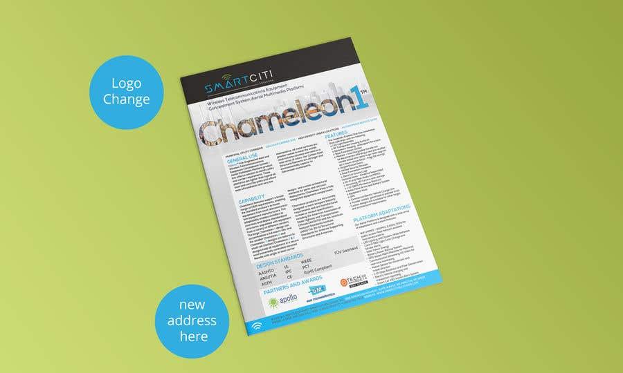 Proposition n°6 du concours Revamp Design on existing Brochures