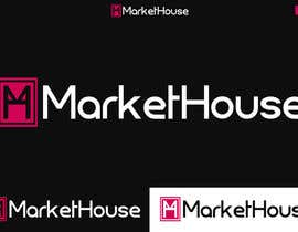 nº 55 pour Logo Design for Market House par vinu91