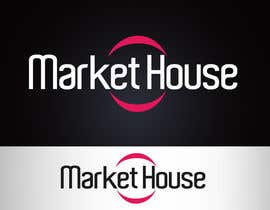 nº 115 pour Logo Design for Market House par Jevangood