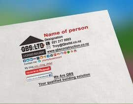 Nro 34 kilpailuun Design a custom business signature for email (Gmail) käyttäjältä erginnisharma