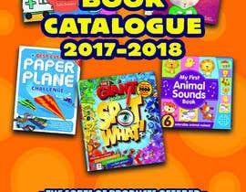 #12 for Book Catalogue Cover 2017 af Akiya69