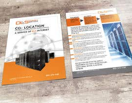 #5 untuk Design a Sell Sheet oleh wephicsdesign