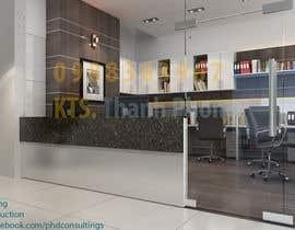 Nro 12 kilpailuun High Quality Architecture 3D of an office for furniter and builtin contruction käyttäjältä phdgroups