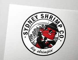 #123 for Design a Logo for BIG SHRIMPIN by evilasting1984