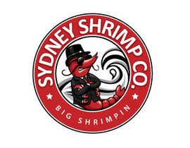 #140 para Design a Logo for BIG SHRIMPIN por mastasoftware