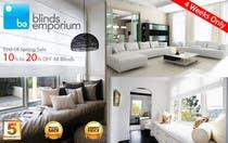 Graphic Design Konkurrenceindlæg #2 for Banner Ad Design for Blinds Emporium