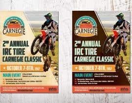 #34 untuk Design a poster for a motorsports event! oleh Arisa89
