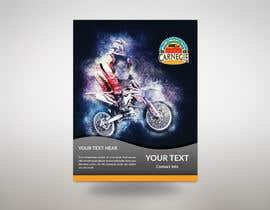 #21 untuk Design a poster for a motorsports event! oleh ROCKdesignBD