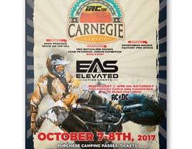 #16 untuk Design a poster for a motorsports event! oleh zmdes