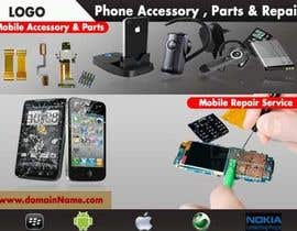 #31 untuk Banner Ad Design for Phone accessory and Parts oleh arshidkv12