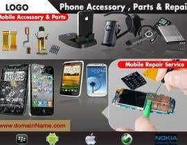 #33 untuk Banner Ad Design for Phone accessory and Parts oleh arshidkv12